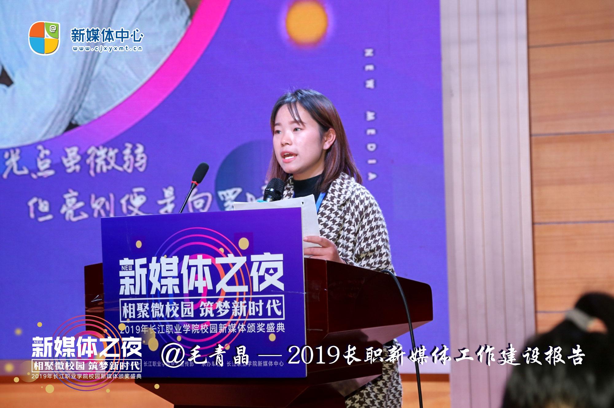 流程28  发言  媒体主任毛青晶发言